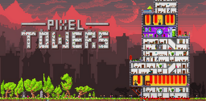 Put your Skills to the Test with Pixel Towers from The Grey Studios