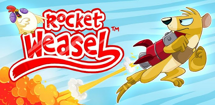 Rocket Weasel – Android Game Review