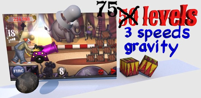 Quick Review – Clowns Revolt for Android