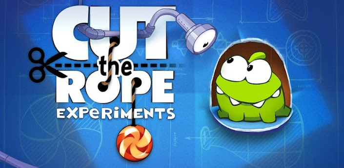 Android Game Review – Cut the Rope: Experiments