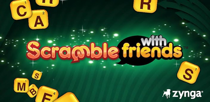 Scramble With Friends – Android Game Review