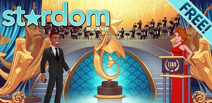 A Review of Glu Mobile's Stardom: The A-List for Android