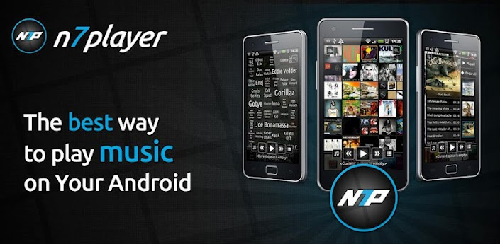 The n7player Music Player – Android App Review