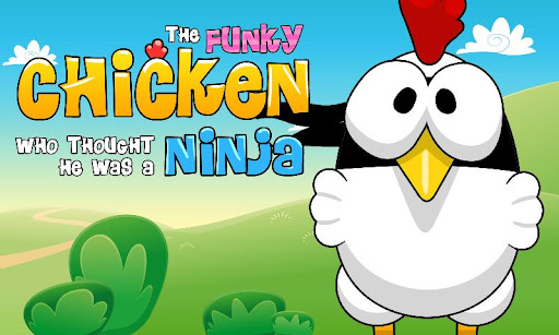 Ninja Chicken Review