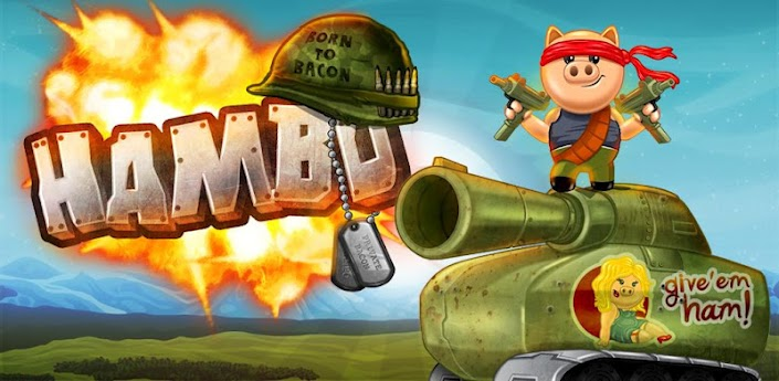 Get ready for War with Miniclip's Hambo for Android