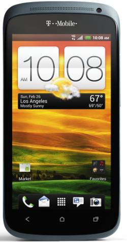 HTC One S Will Launch for $199 On April 25 For T-Mobile