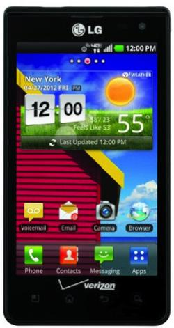 LG Lucid Review For Verizon Wireless