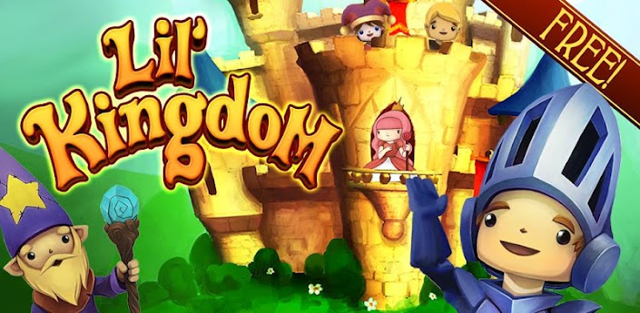 Glu Mobile releases Lil' Kingdom for Android