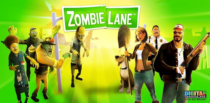 Quick Review – Digital Chocolate's Zombie Lane for Android