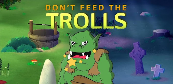 Frozax Games releases Don't Feed The Trolls for Android