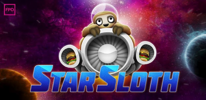 Soar through Space as a Sloth in FPO's Star Sloth for Android