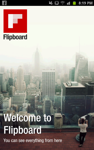 Flipboard app sneaks into Android unofficially