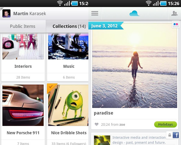 Jolicloud Android App Puts All Your Favorite Things in the Cloud