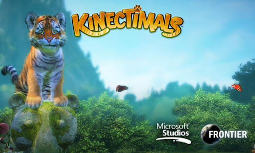 Microsoft releases Kinectimals on Google, its first game for Android