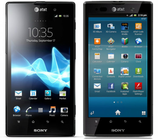 AT&T Announces The Sony Xperia ion For Launch On June 24, Costs Only $99.99