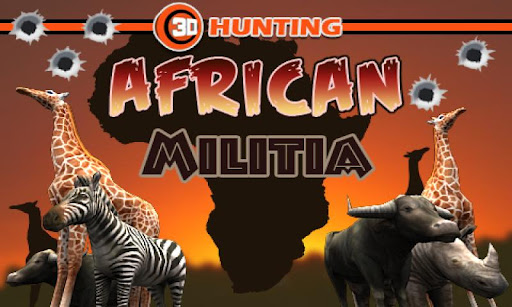 Quick Review – 3D Hunting: African Militia