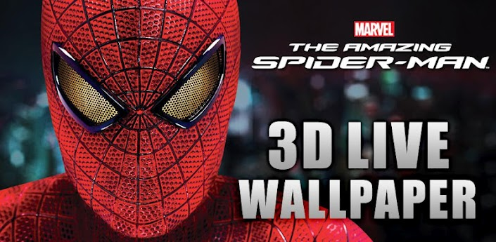 Quick Review – Amazing Spider-Man 3D Live Wallpaper for Android