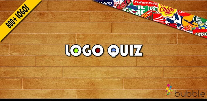 Quick Review – Logo Quiz by Bubble Quiz Games