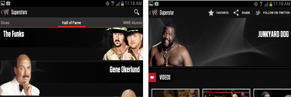 Slam your way through Summer with the Official WWE Android App