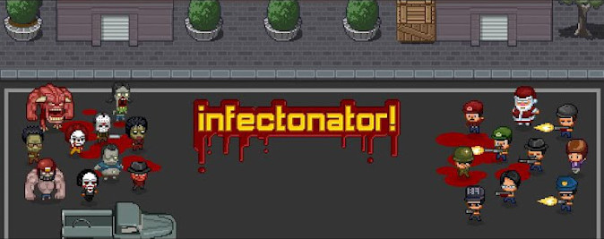 Conquer the World one Bite at a Time in Infectonator for Android