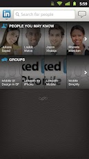 Linkedin Android app updated