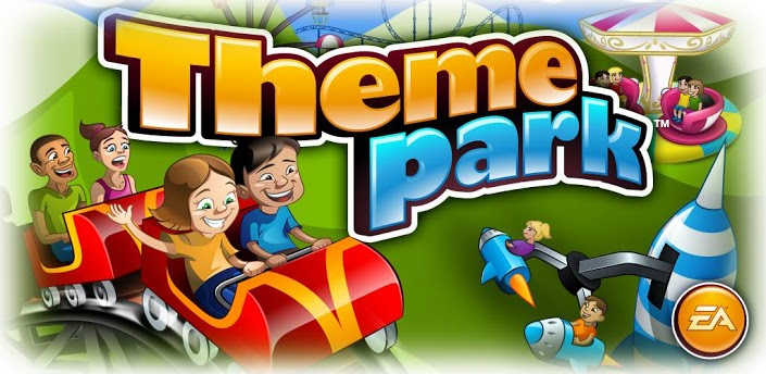 Build the Theme Park of your Dreams in EA's Theme Park for Android