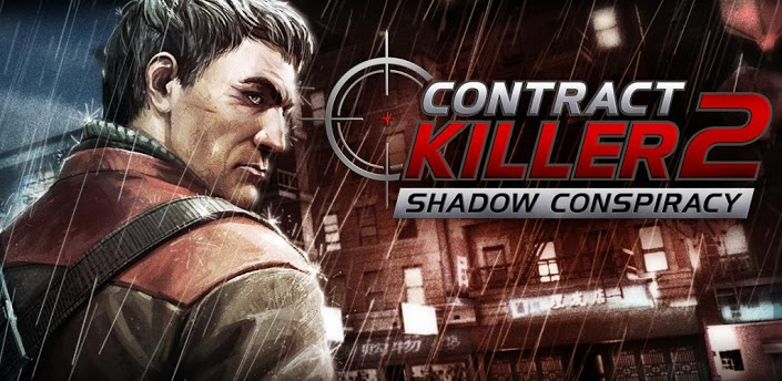 Glu Mobile's Contract Killer 2: Shadow Conspiracy out now on Google Play