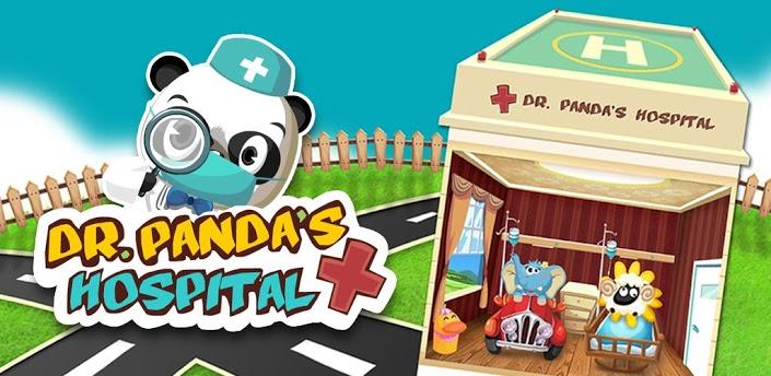 Kid Picks: Dr. Panda's Hospital by Tribeplay