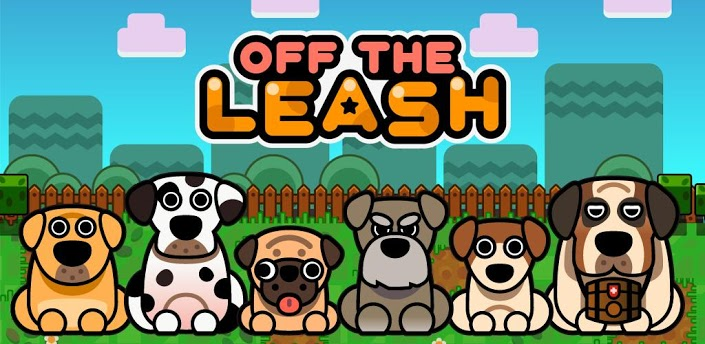 Save Puppies from the Pound in Miniclip's Off the Leash