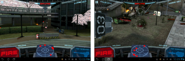 Quick Review: Razor Salvation THD for Android