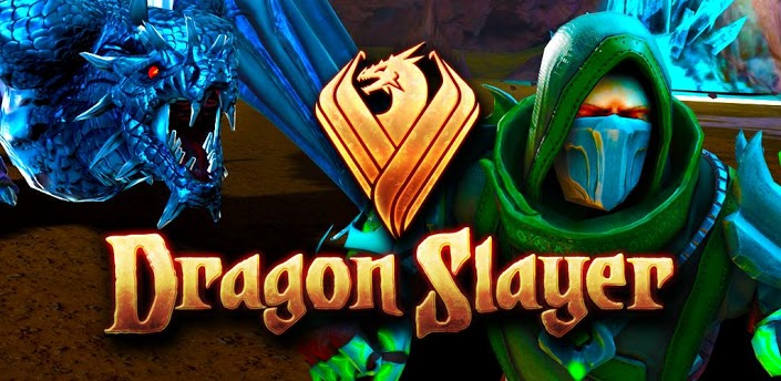 Dragon Slayer is the Infinity Blade of Android, but with dragons as your enemies