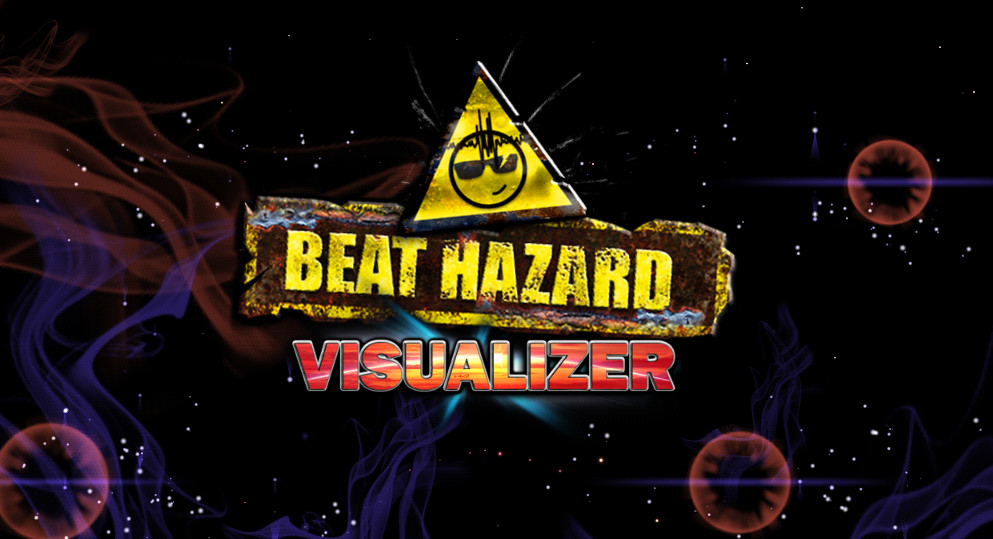 beat hazard visualizer android