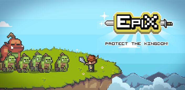 Epix – Epic Pixel Heroes Review: Saving the Kingdom one Tap at a Time