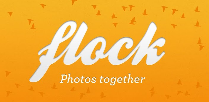Flock photo sharing Android app released on Google Play store
