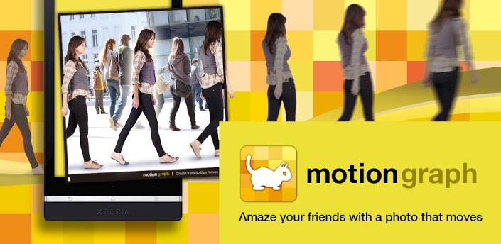 Quick Review: Sony SDNA's Motiongraph for Android