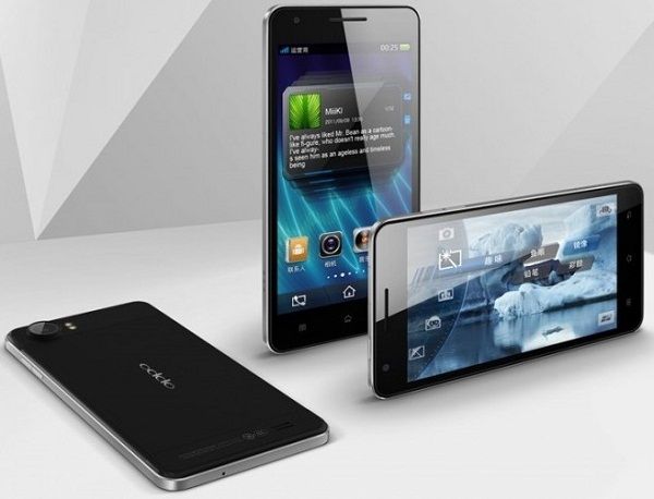 The Oppo Find 5 – A 1080p Phone