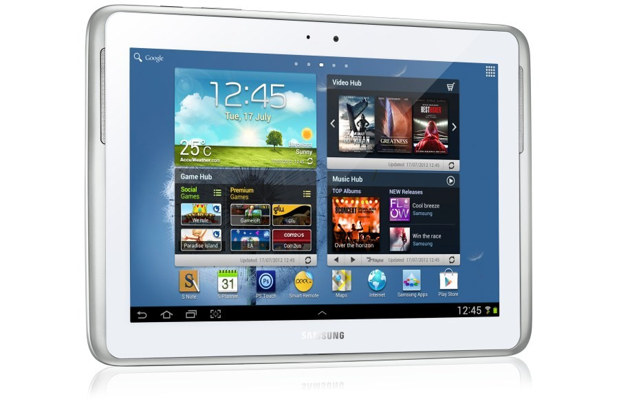 More Galaxy Note Tablets on their Way