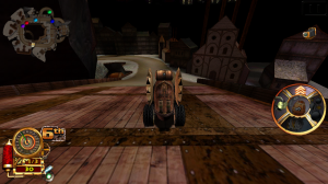 Steampunk Racing 3D for Android