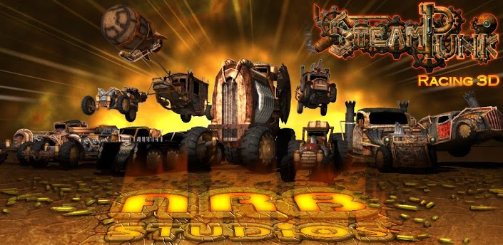 Steampunk Racing THD for Android