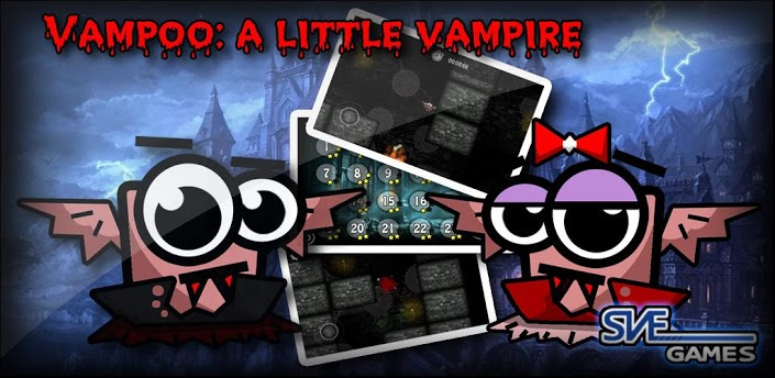 Vampoo the little vampire