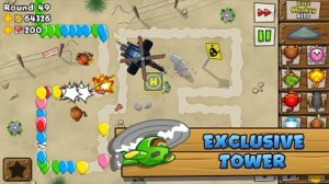 Ninja Kiwi releases Bloons TD 5 for Android