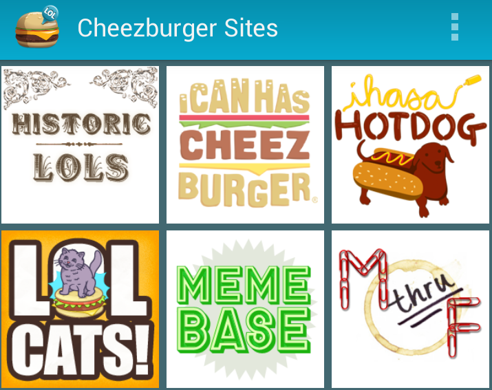 cheezburger android app
