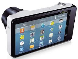 There is a Samsung Galaxy Camera too!