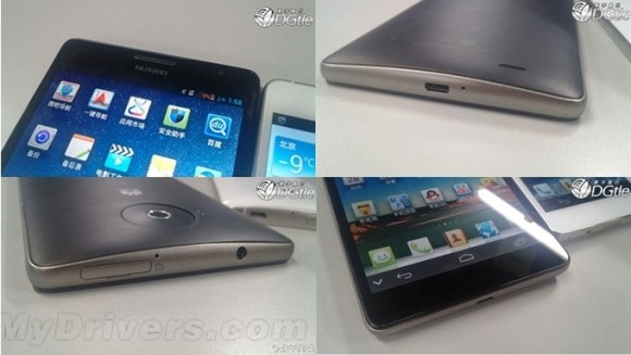 More photos leak of the Huawei Ascend Mate