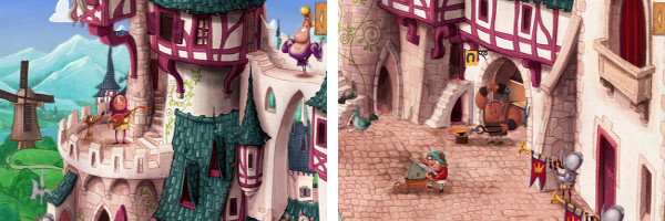 karls castle android game