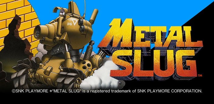 The original Metal Slug is finally available for Android