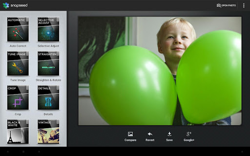 Snapseed comes to Android and threatens Instagram with its Google+ sharing feature