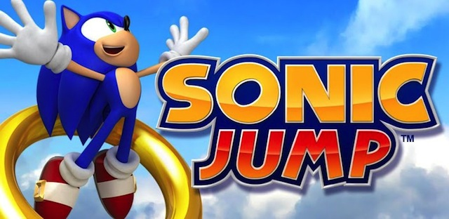 Sega debuts Sonic Jump on Google Play, is a vertical platformer with everyone's favorite character