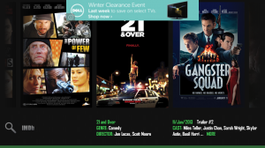 Wayout releases the Actual Movie Trailers App for Android