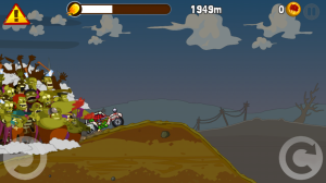 Zombie Road Trip zooms on to Google Play